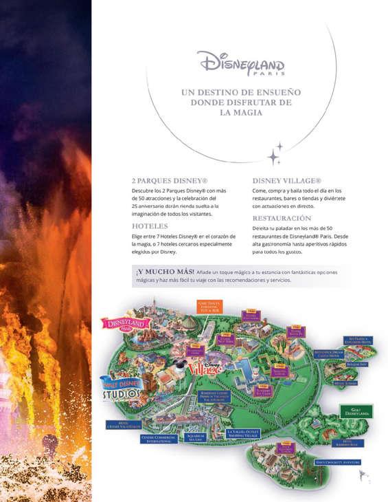 Ofertas de Nautalia, Disneyland 2017-18