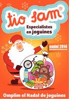 Ofertas de Juguetes Tio Sam, Nadal 2014