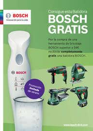 Bosch Gratis