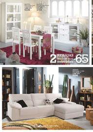 Segundas Rebajas -65% - Sevilla