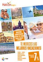 Ofertas de Halcón Viajes, Te mereces las mejores vacaciones