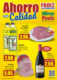 Froiz: Ahorro con calidad