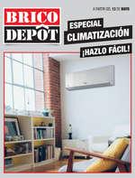Ofertas de Bricodepot, Especial Climatización - Cabrera