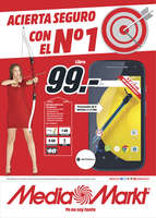 Ofertas de Media Markt, Acierta seguro con el nº1 - Vizcaya