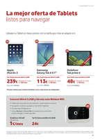 Ofertas de Vodafone, Octubre
