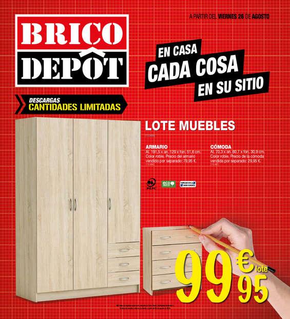 Bricodepot alcal de henares ofertas cat logo y for Bricodepot granada horario