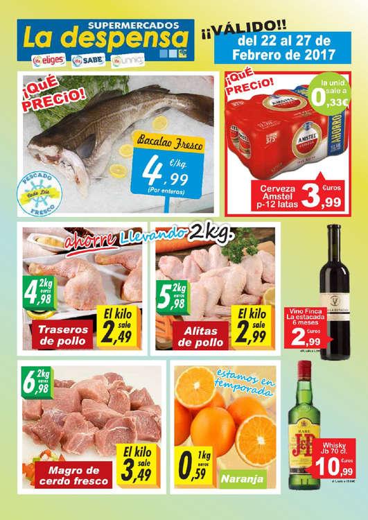 Ofertas de Supermercados La Despensa, ¡Qué precios!