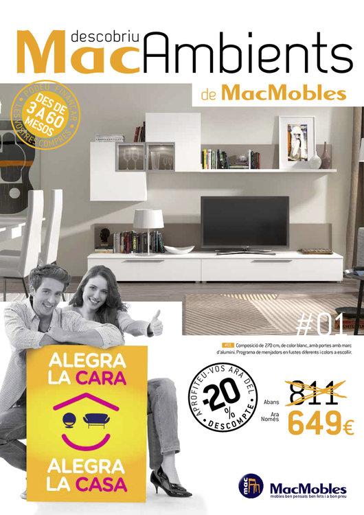 Ofertas de MacMobles, Mac Ambients