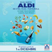 Nuevo Aldi en Fuengirola
