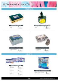 Catálogo de limpieza