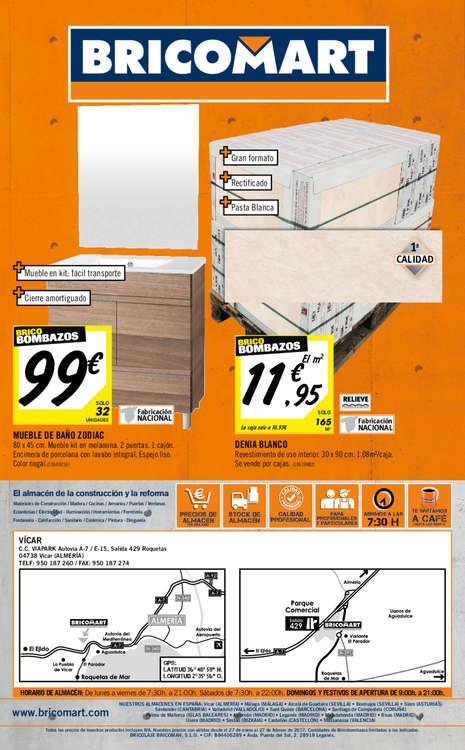 Comprar muebles ba o barato en almer a ofertia for Muebles en almeria ofertas