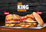 Ofertas de Burger King, The King Burger