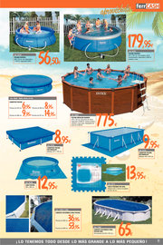 Comprar piscina desmontable en sevilla piscina for Piscinas carrefour catalogo 2016
