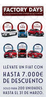 Ofertas de Fiat, Factory Days
