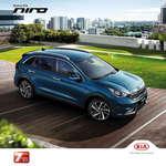 Ofertas de Kia Motors, Nuevo Kia Niro