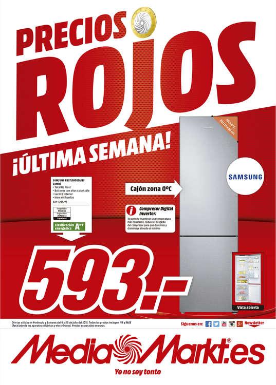 Ofertas de Media Markt, Precios rojos ¡última semana! - Lugo
