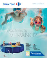 Ofertas de Carrefour, ¿Cuál es tu verano?