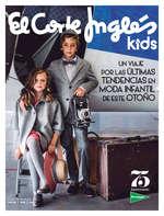 Ofertas de El Corte Inglés, Kids
