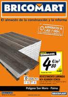 Ofertas de Bricomart, El almacén de la construcción y la reforma - Palma de Mallorca
