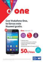 Ofertas de Vodafone, Con Vodafone One, te llevas este Huawei gratis