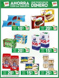 Ahorra con cientes de productos con descuento en tu tarjeta