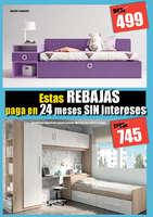 Ofertas de Muebles Max Descuento, Rebajas