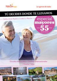 Mayores de 55  2014/15