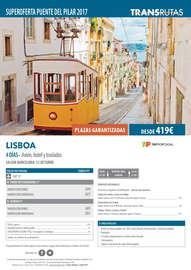 Lisboa - Puente del Pilar