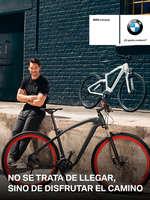 Ofertas de BMW, No se trata de llegar, sino de disfrutar el camino