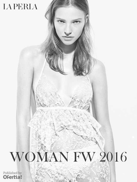 Ofertas de La Perla, Woman FW 2016