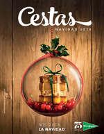 Ofertas de El Corte Inglés, Cestas de Navidad 2016