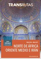 Ofertas de Transrutas, Norte de África Oriente Medio e Irán