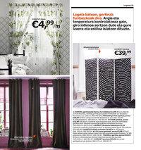 IKEA 2015 Katalogoa. Gauza onen abiapuntua