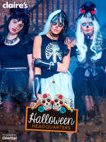 Ofertas de Claire's, Halloween Headquarters