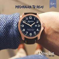 Personaliza tu reloj