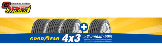 Ofertas de Confort Auto, 4x3