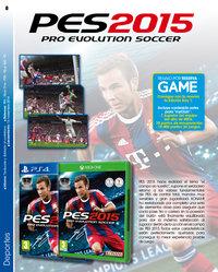 Fifa 15. Revista Game