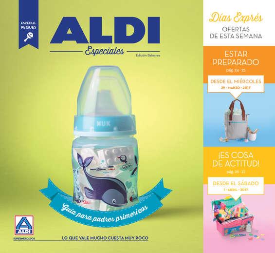 Ofertas de ALDI, Guía para padres primerizos