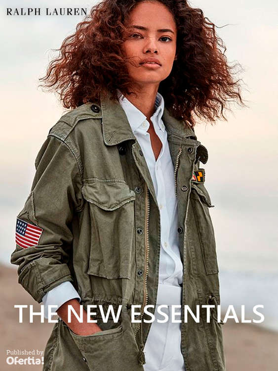 Ofertas de Ralph Lauren, The new essentials