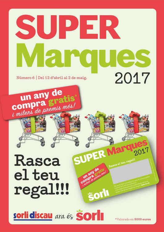 Ofertas de Sorli Discau, Super Marques