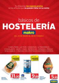 Básicos de hostelería