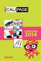 Ofertas de Calipage, Catálogo 2014