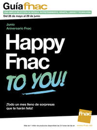 Happy Fnac To You!