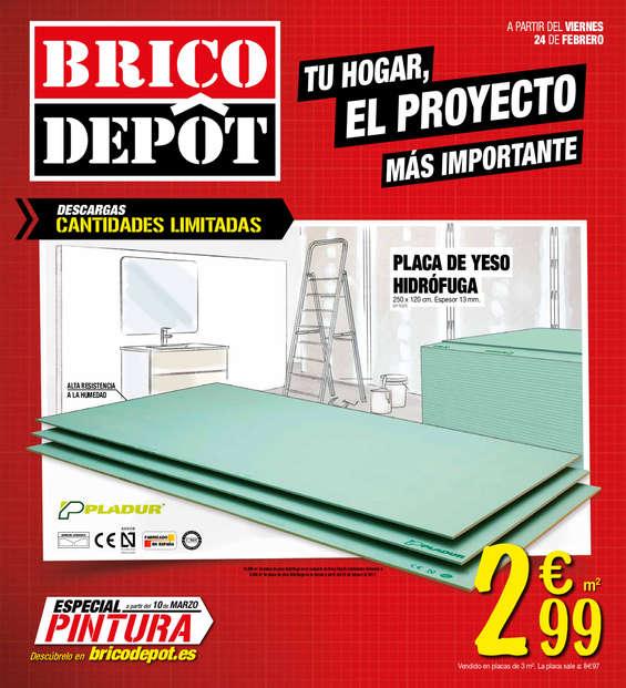 Ofertas de Bricodepot, Tu hogar, el proyecto más importante