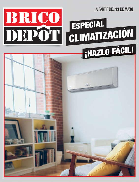 Ofertas de Bricodepot, Especial Climatización - Crevillent