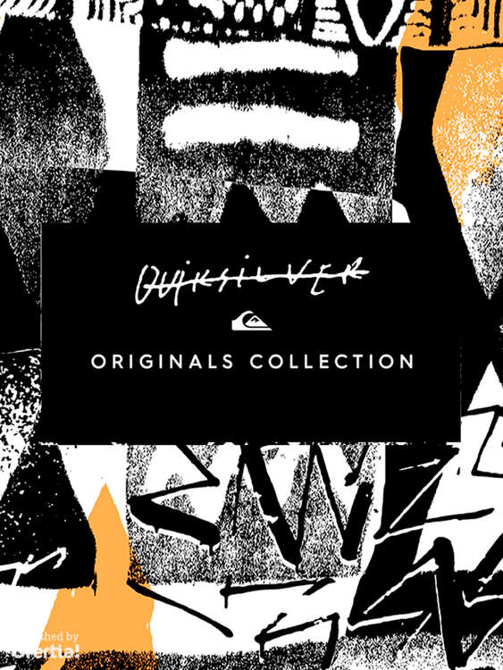 Ofertas de Quiksilver, Originals Collection