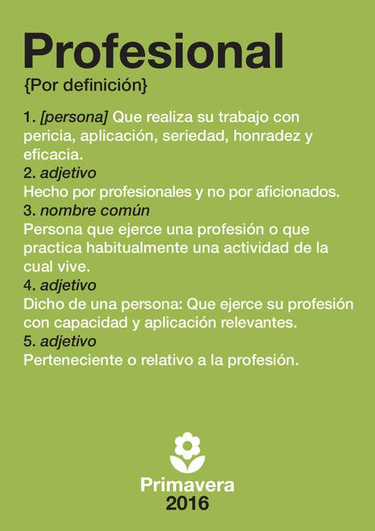 Ofertas de Ferrokey, Profesional Primavera 2016