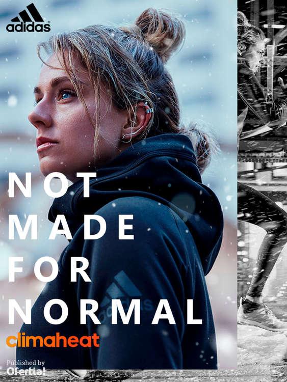 Ofertas de Adidas, Not made for normal- Climaheat