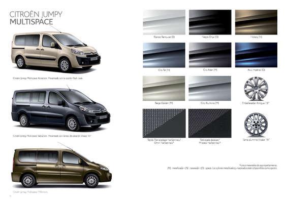 Ofertas de Citroën, Jumpy Multispace