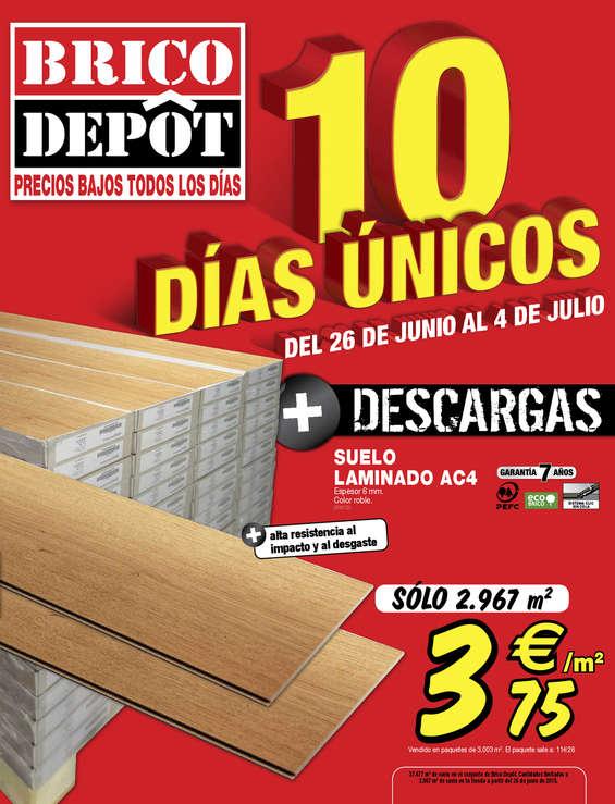 Ofertas de Bricodepot, 10 días únicos - Toledo